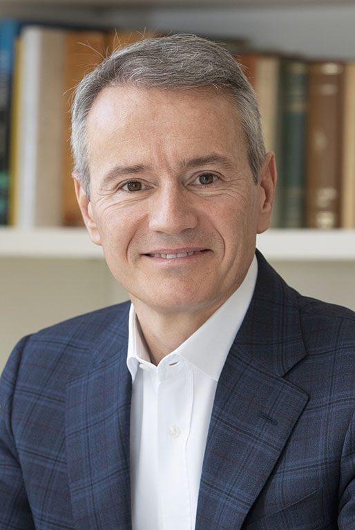 Stiftungsratspräsident Gian-Luca Lardi